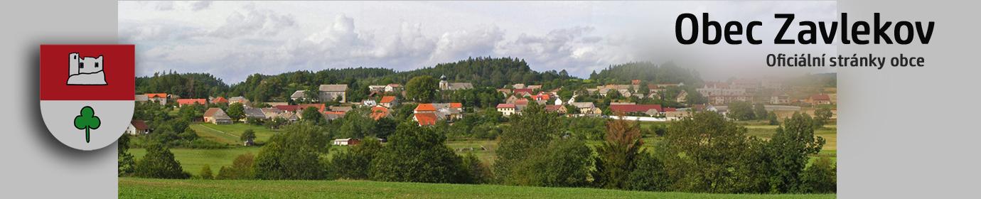 Obec Zavlekov